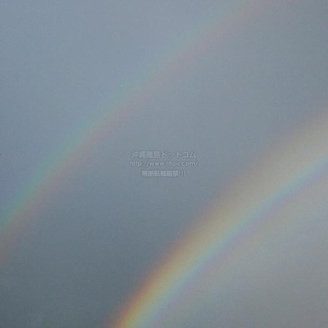 2019/08/04 の虹/レインボー