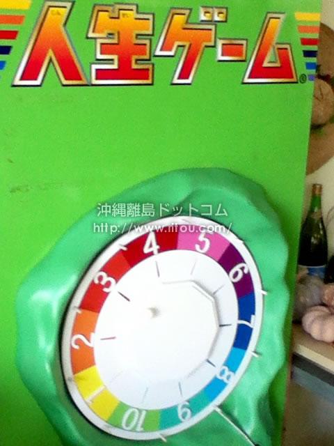 リアル人生ゲーム〜茶花ポイントで「9」を出したけど−1000ヨロンドルで結局プラマイゼロ