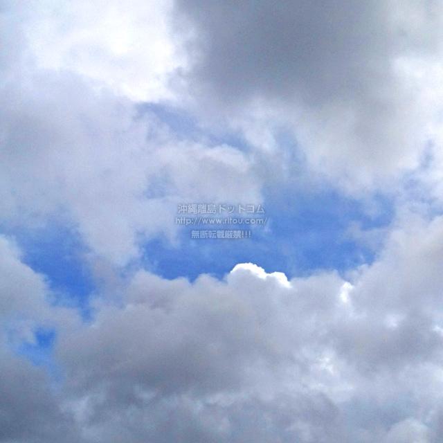 2019/09/06 の空/雲/青空