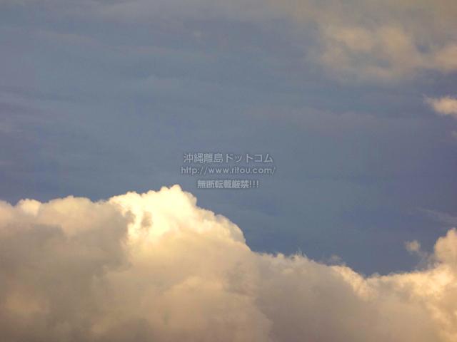 2021/06/22 の空/雲/青空