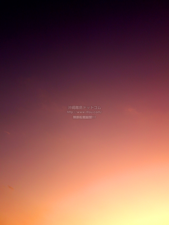 2019/12/12 の朝日/朝焼け