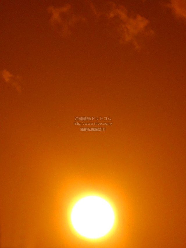 2020/03/25 の朝日/朝焼け