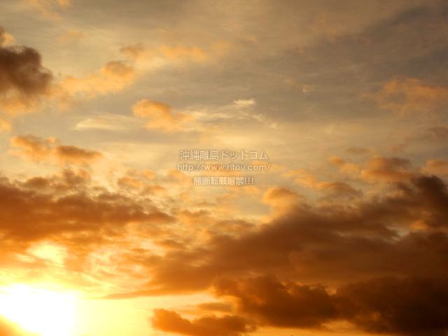 2021/04/11 の朝日/朝焼け