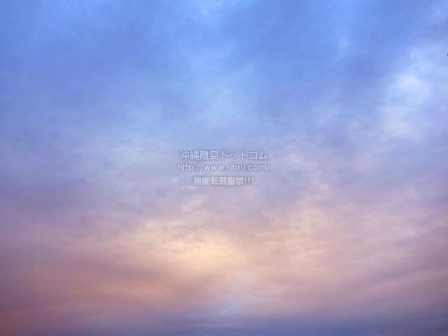 2021/04/15 の朝日/朝焼け