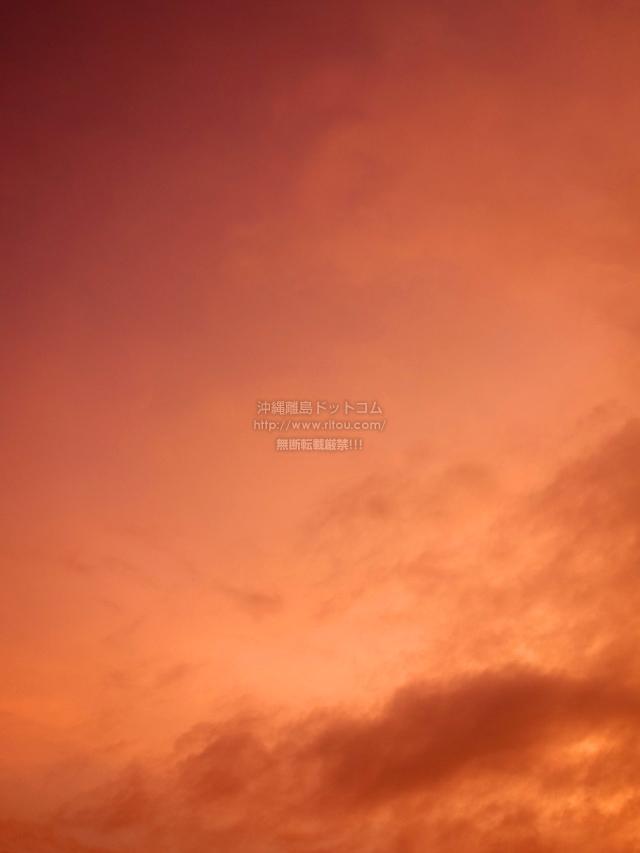 2021/06/18 の朝日/朝焼け