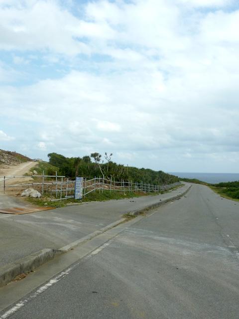 【与那国島】自衛隊基地整備進行中・・・