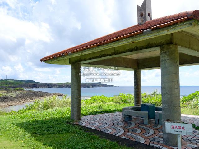ダンヌ浜休憩所