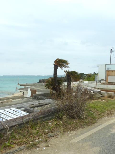 シーマンズビーチの建物はなくなっていた!?
