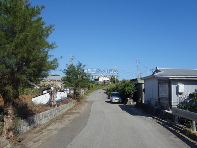 昇竜橋と前浜の間の高台にあります