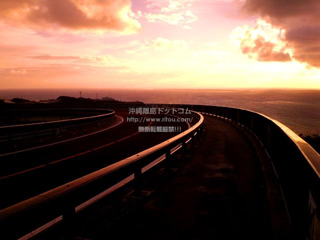 南部エリアのニライカナイ橋