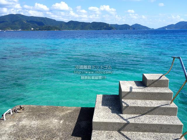 加計呂麻島のスリ浜