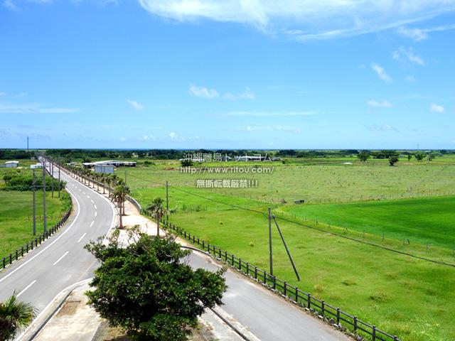 黒島の道百選展望台
