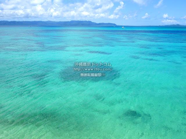 黒島の西の浜