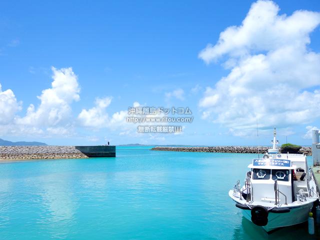 黒島の黒島船客ターミナル/黒島港