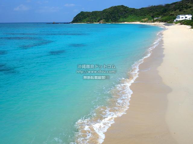 奄美大島の崎原海岸/崎原ビーチ