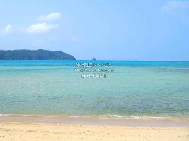 奄美大島の赤木名海岸