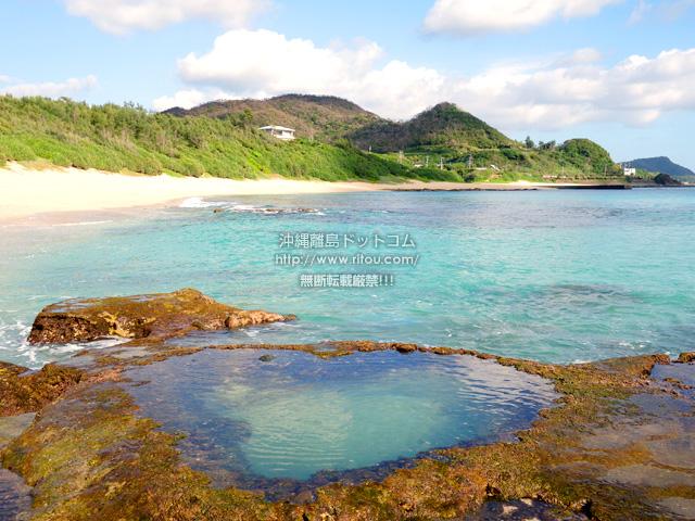 奄美大島のハート岩/ハートロック