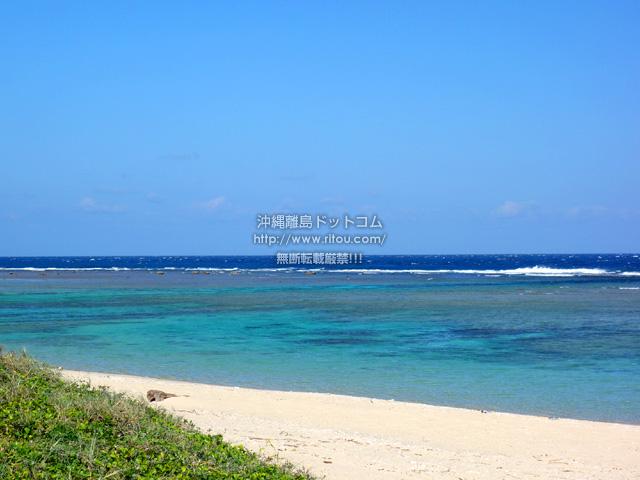 奄美大島の用海岸