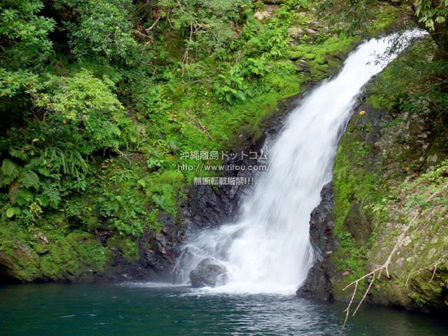 奄美大島のマテリヤの滝