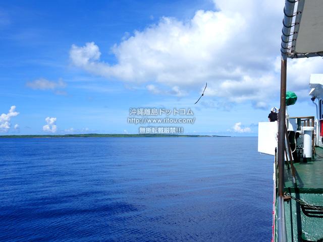 波照間島の波照間港