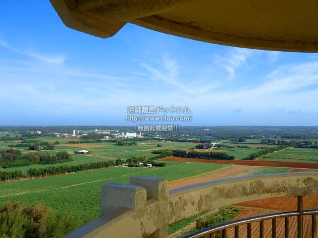 南大東島の日の丸山/日の丸展望台