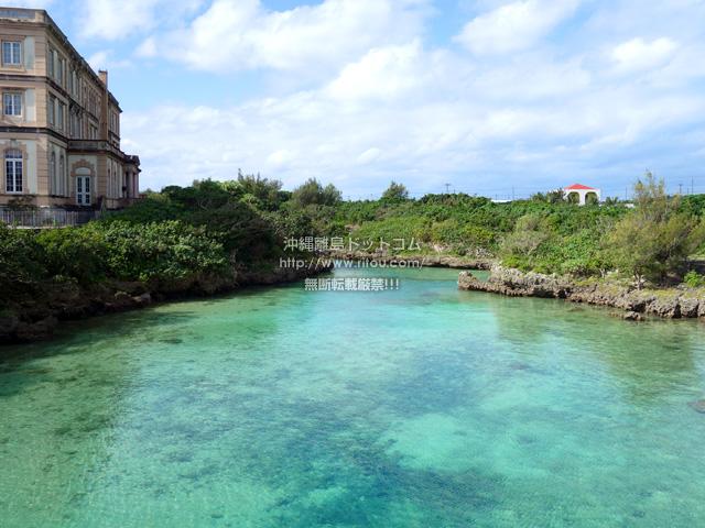 宮古島のブリーズベイビーチ/文化村ビーチ/ハート岩