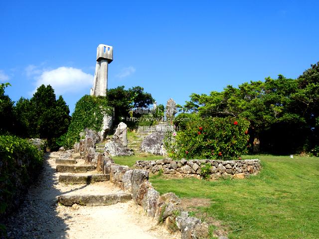 竹富島のなごみの塔