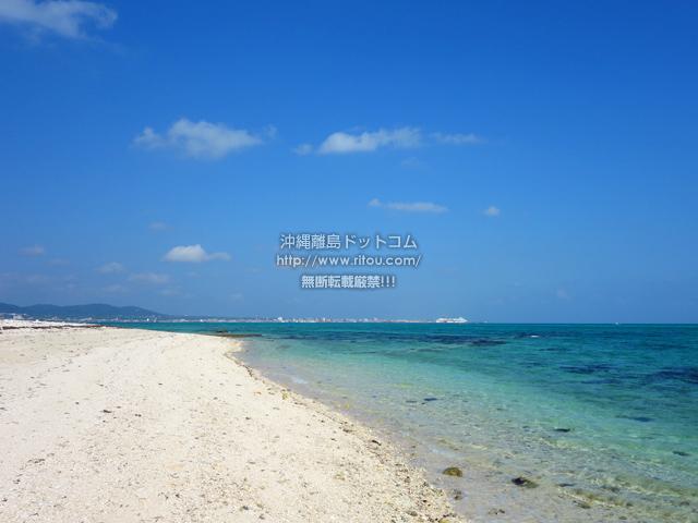 竹富島のアイヤル浜