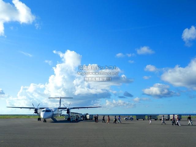 与那国島の与那国空港