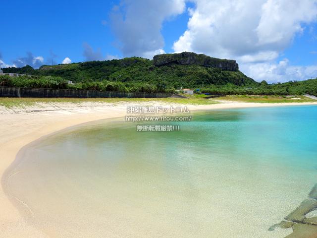 与那国島のナンタ浜