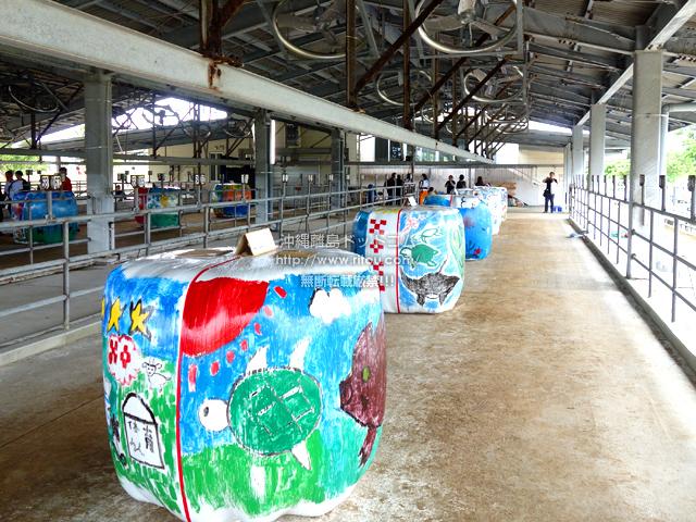 黒島の牛まつりサブ会場/畜舎