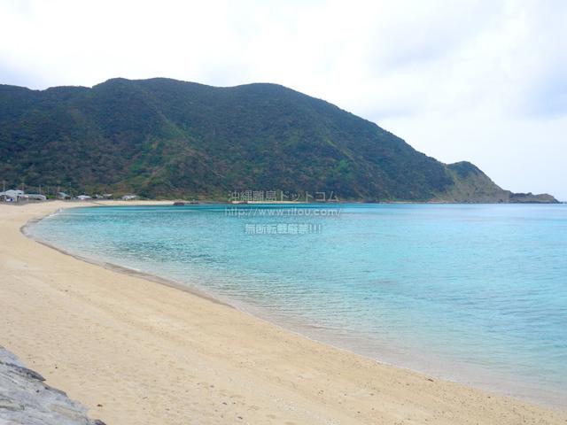 奄美大島の屋鈍海水浴場