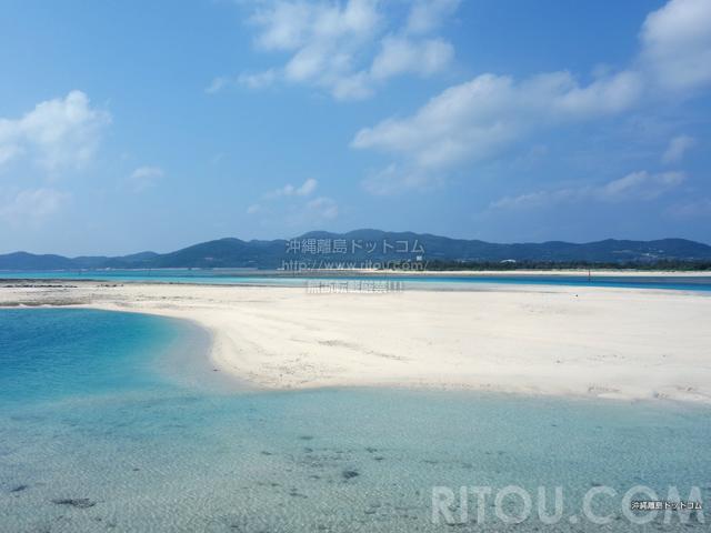 久米奥武島の奥武の岬