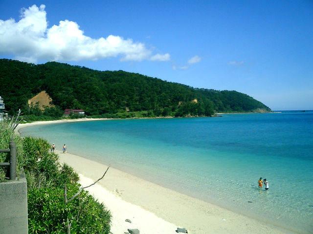 倉崎海岸の写真