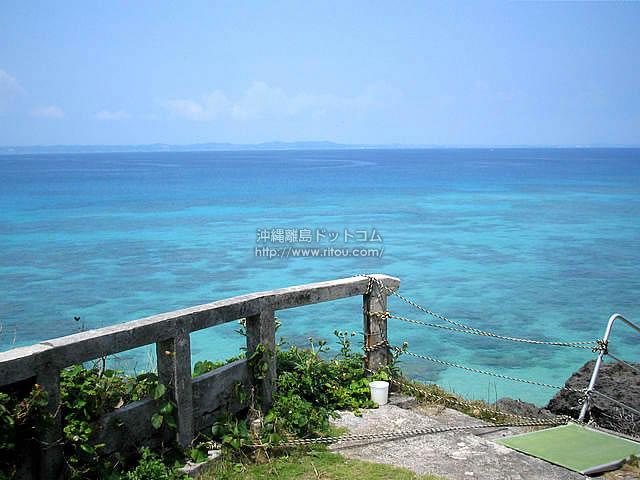 海へ進むための努力(久高島の壁紙/写真)