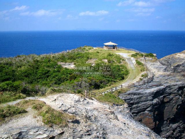 展望台を展望する場所(座間味島の壁紙/写真)