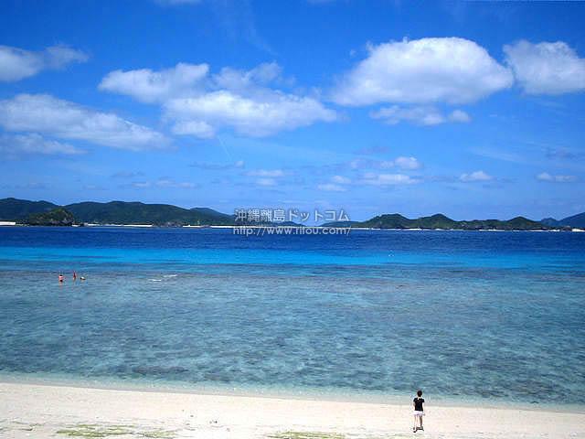 離島の休日(阿嘉島の壁紙/写真)