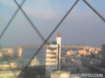 2020年03月30日 午前7時すぎの泊港ライブカメラ画像