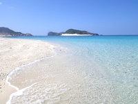 安慶名敷島の安慶名敷北のビーチの写真