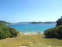 安慶名敷島の安慶名敷島の中央 - プライベートビーチが実は多い安慶名敷島