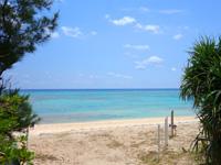ウーグの浜/長浜ビーチ