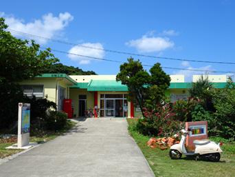 粟国島の島あしび館/粟国村観光協会「いわゆる観光案内所です」