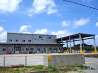 粟国島の粟国村製糖工場/製糖施設/含みつ製造