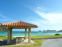 前浜(沖縄本島離島/阿嘉島のビーチ/砂浜)