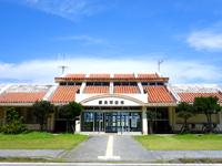 沖縄本島離島 外地島のケラマ空港/慶良間空港の写真