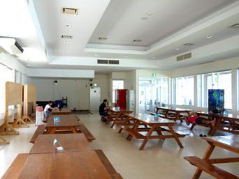 阿嘉島の阿嘉港待合所(阿嘉島観光案内所は切符売り場へ/沖縄マンゴーカフェは消滅)