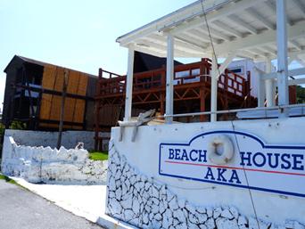 阿嘉島のビーチハウスAKA