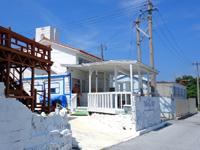 阿嘉島のビーチハウスAKA - 宿に併設しているお店ですが個別利用可能