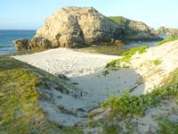 砂白島へのルート