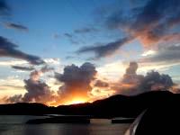 阿嘉島の阿嘉大橋の写真
